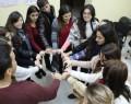 AVP Georgia's first workshop in Armenia