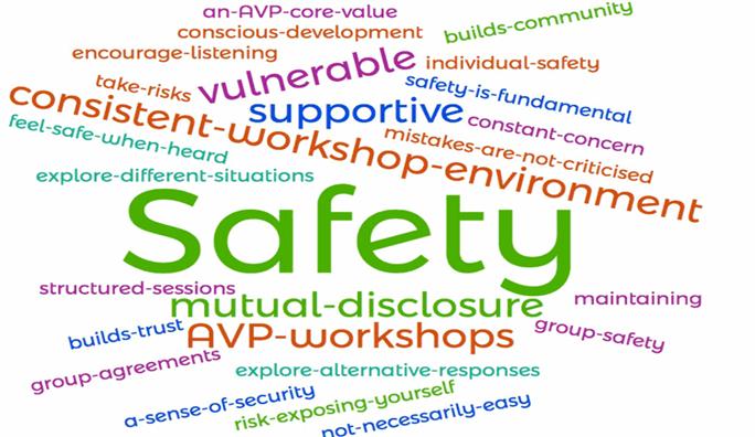 Safety Alternatives To Violence Project International Inc